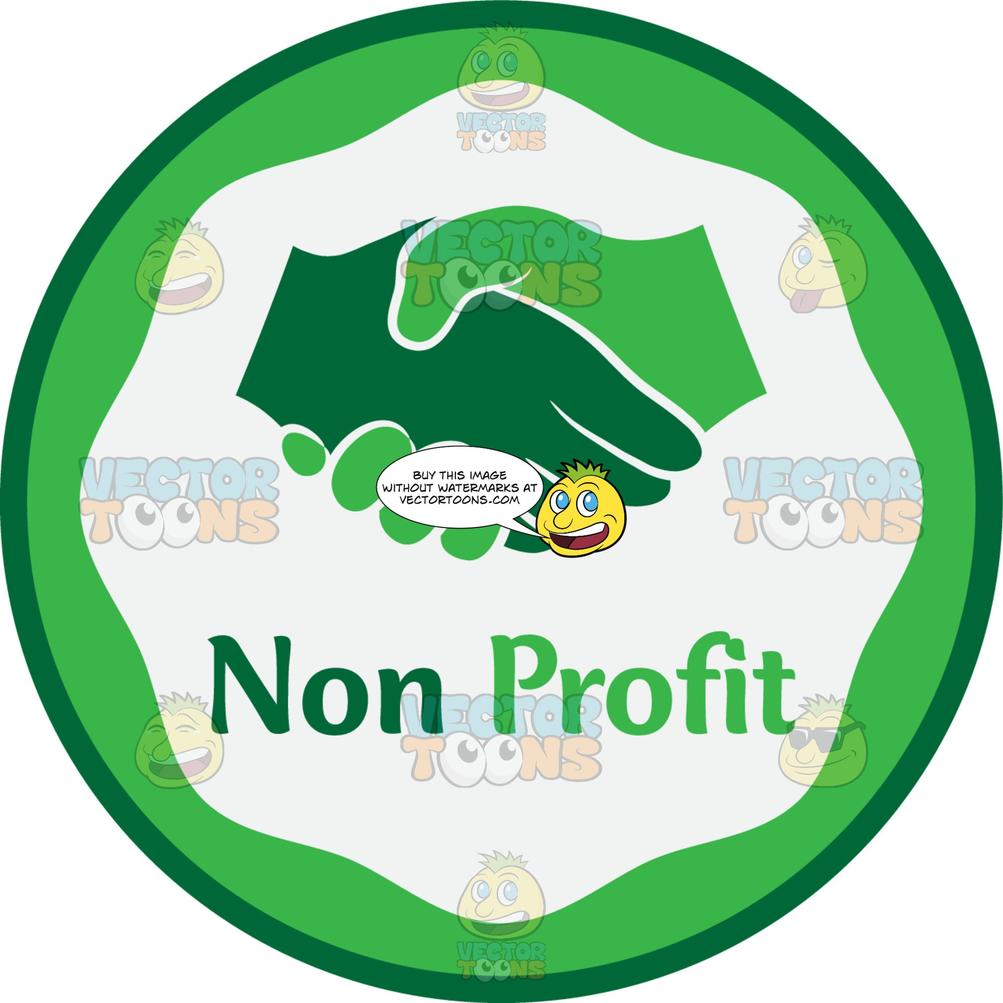 Non Profit Agreement Logo