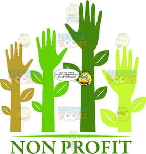 Environmental Non Profit Sign