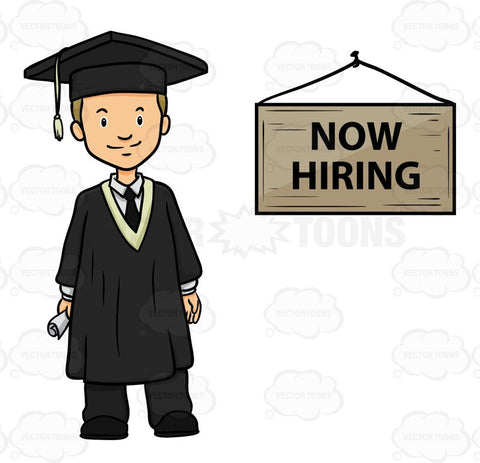 Now Hiring College Graduates