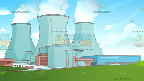 Nuclear Power Plant Background