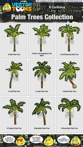 Palm Trees Collection