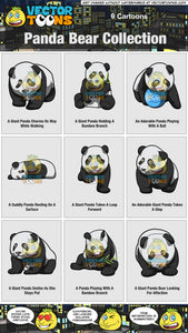 Panda Bear Collection