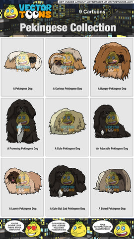 Pekingese Collection