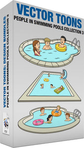 People In Swimming Pools Collection 3