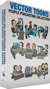 People Podcasting Collection