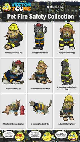 Pet Fire Safety Collection