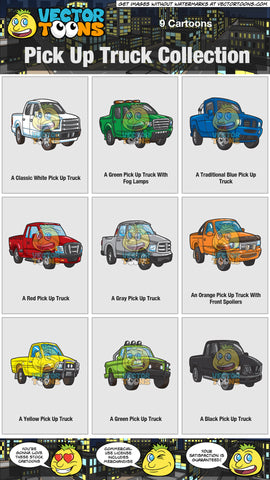 Pick Up Truck Collection