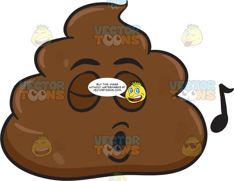 A Whistling Pile Of Poo