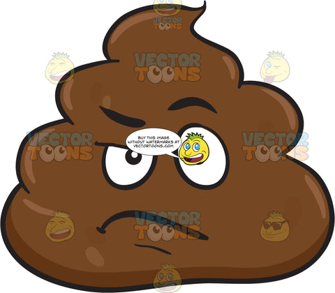 A Doubting Pile Of Poo