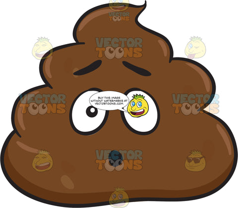 A Dumbfounded Pile Of Poo