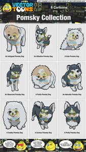 Pomsky Collection