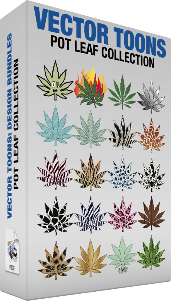 Pot Leaf Collection