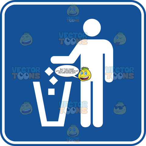 Garbage Sign