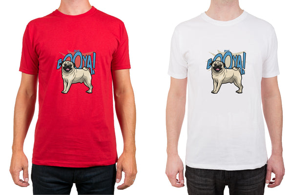 Pug Dog Printing / Embroidery Designs