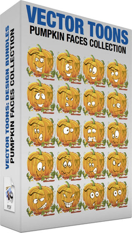 Pumpkin Faces Collection