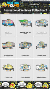 Recreational Vehicles Collection 2