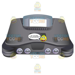 Nintendo 64 Video Game System