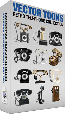 Retro Telephone Collection