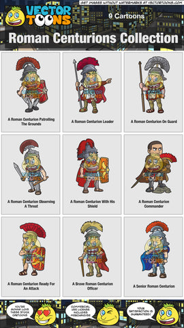 Roman Centurions Collection