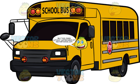 A New School Bus