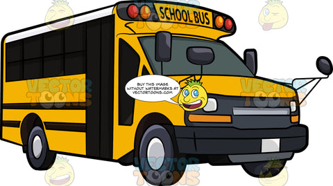 A School Transportation Bus