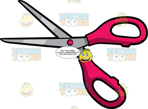 A Pair Of School Scissors