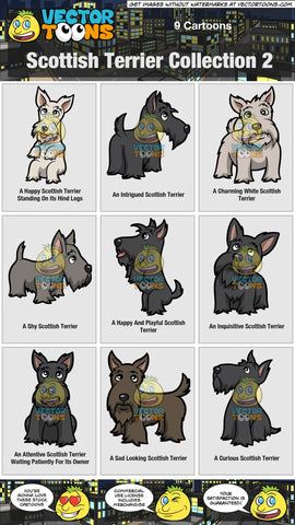 Scottish Terrier Collection 2