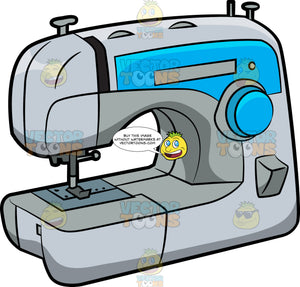 A Modern Sewing Machine
