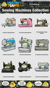 Sewing Machines Collection