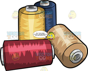 Rolls Of Thread