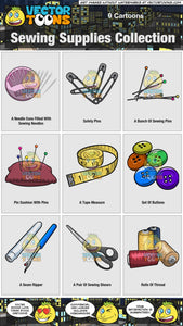 Sewing Supplies Collection