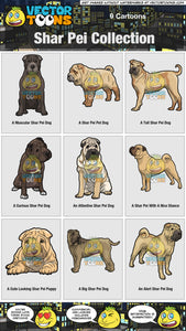 Shar Pei Collection