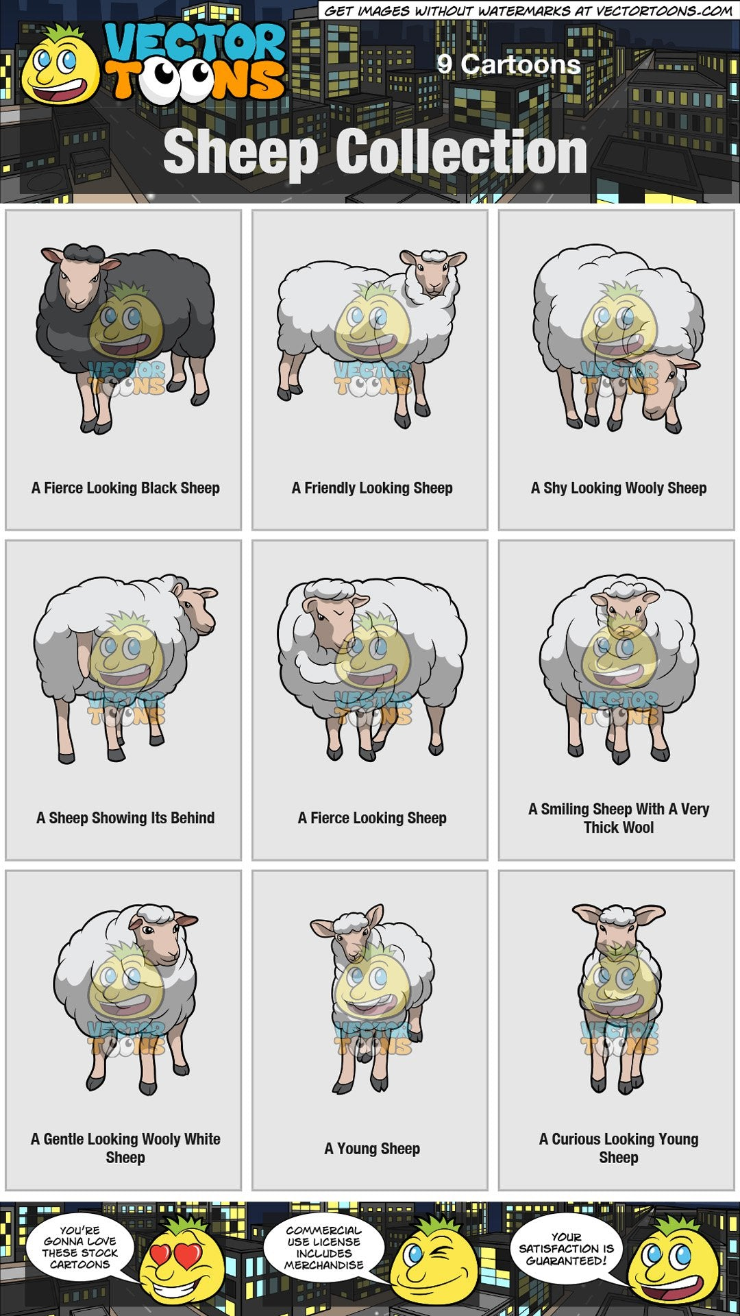 Sheep Collection