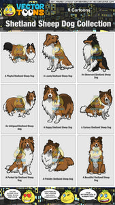 Shetland Sheep Dog Collection