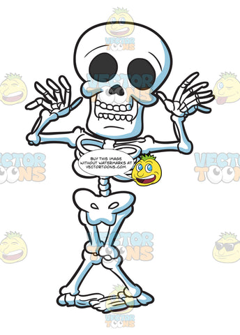 A Silly Skeleton