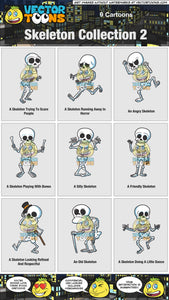 Skeleton Collection 2