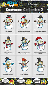 Snowman Collection 2