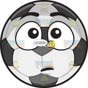 A Curious Soccer Ball