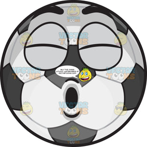 A Whistling Soccer Ball