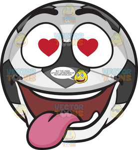 A Soccer Ball In Love