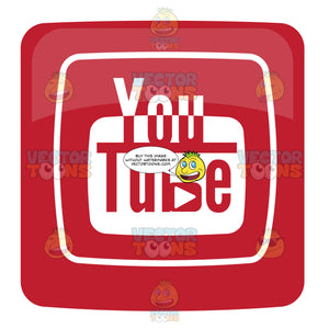 You Tube Logo Icon