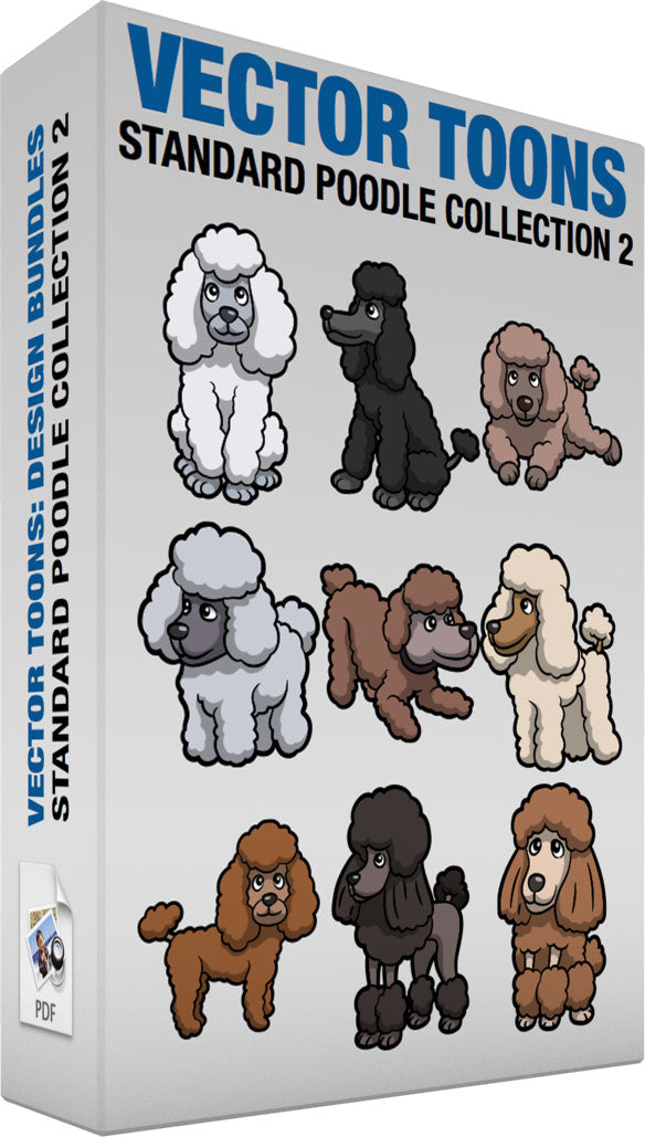 Standard Poodle Collection 2