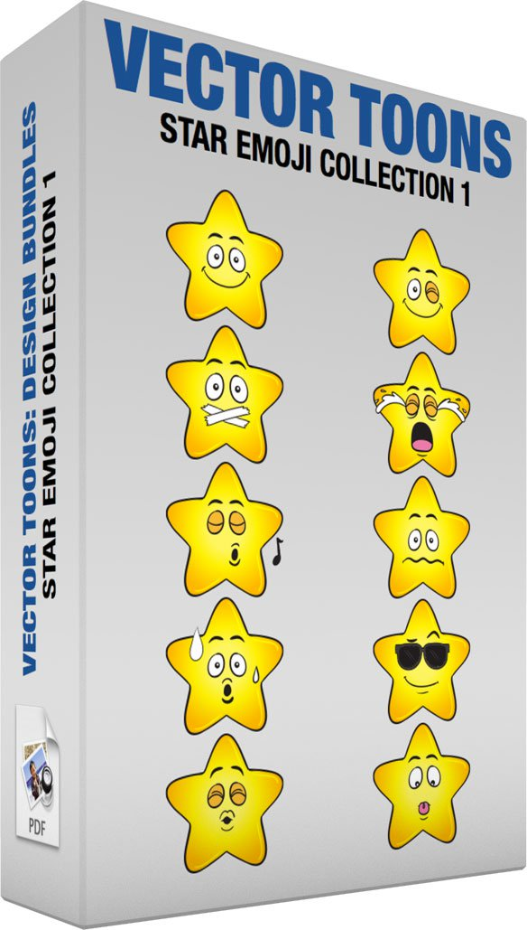 Star Emoji Collection 1