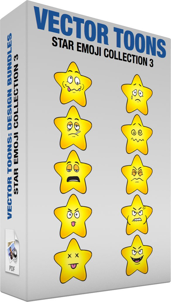 Star Emoji Collection 3