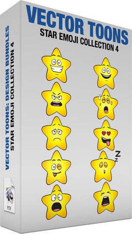 Star Emoji Collection 4