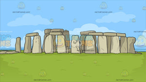 Stonehenge Background