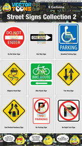 Street Signs Collection 2