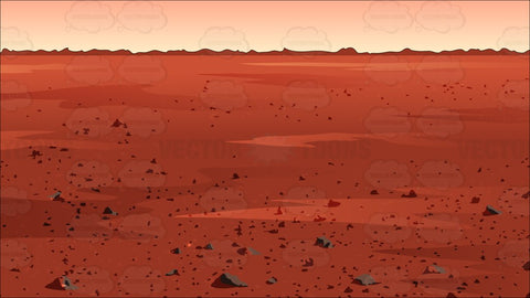 Surface Of Mars Background