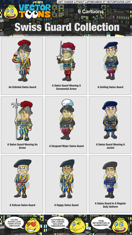 Swiss Guard Collection