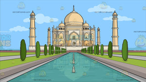 Taj Mahal Background